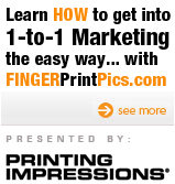 Learn how to get into 1-to-1 marketing the easy way... with FingerPrintPics.com - see more